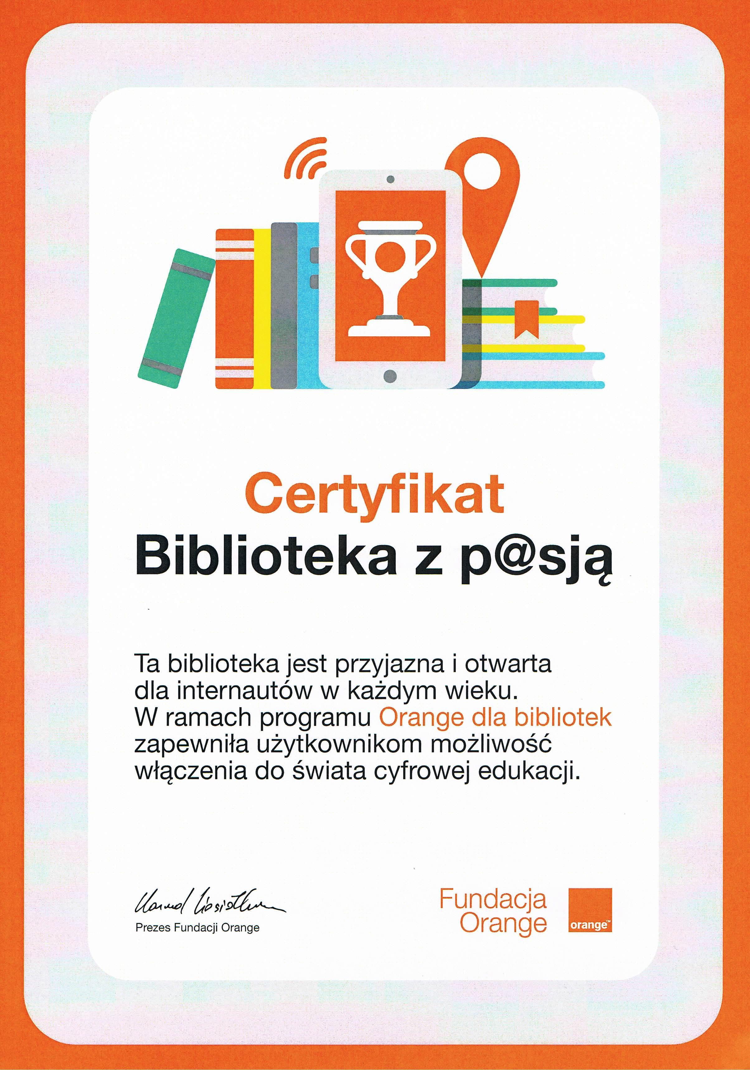 M-GBP w Mordach - biblioteką z p@sją!